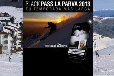 Black Pass La Parva: Pase de Temporada Para dos Centros de Ski