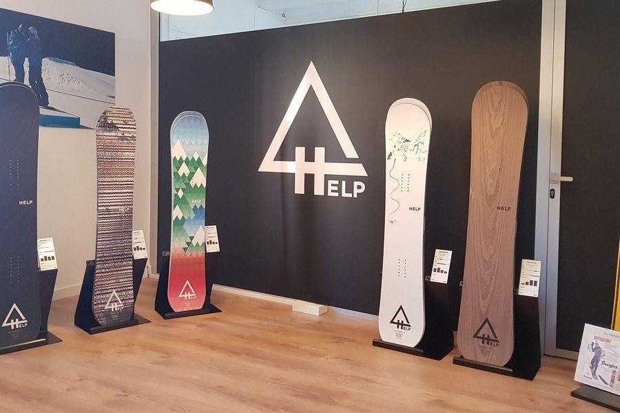 Help Snowboards