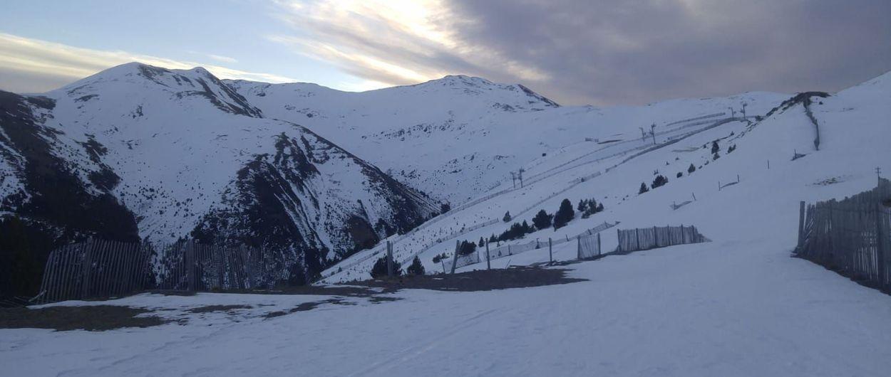 Puigmal 2900 inicia los pasos para reabrir sus instalaciones de esquí