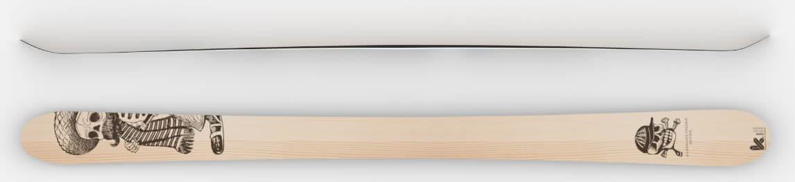 KFR 97 – WOOD & SKULL