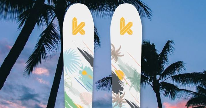Colección Kustom Skis 2019/2020