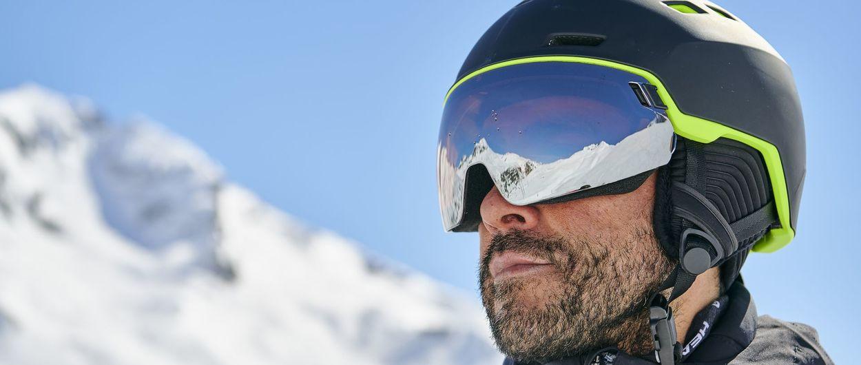 Nuevos cascos HEAD Radar y Rachel: visera y tecnología para mayor seguridad