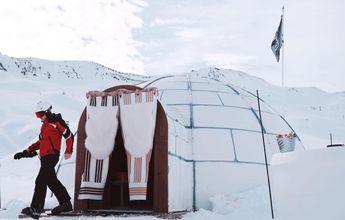 Nuevas nevadas dejan las pistas de Aramón en excelentes condiciones