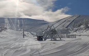 Navacerrada y Valdesquí también están dispuestas a abrir su temporada de esquí