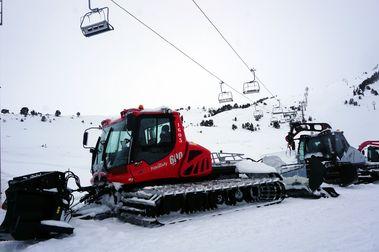 Baqueira abrirá el lunes 35 km y con aforo limitado de esquiadores