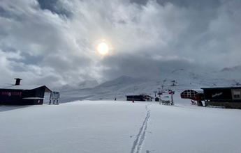 Aramón intentará abrir tres de sus estaciones de esquí el próximo día 23
