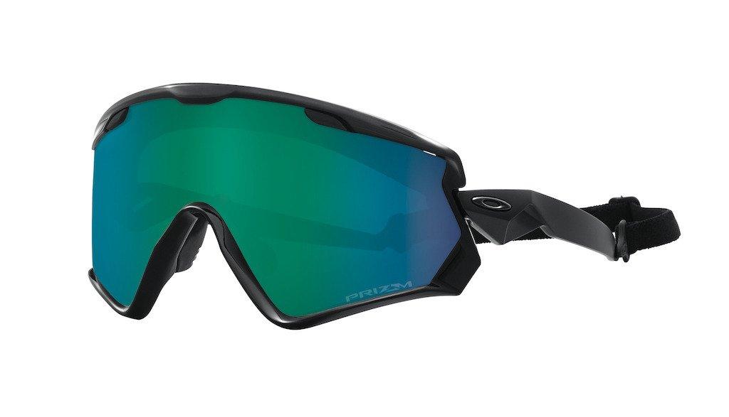 df83591d3f7a5 Las WindJacket 2.0 aúnan estilo Oakley y tecnología Prizm snow.