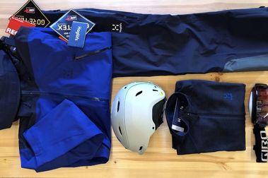 Cómo vestirse para esquiar