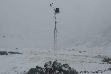 La AEMET no reconoce el récord oficial de frío marcado en Picos de Europa