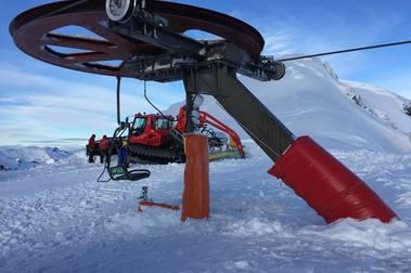 Fuentes de Invierno va a por los 4 metros de nieve