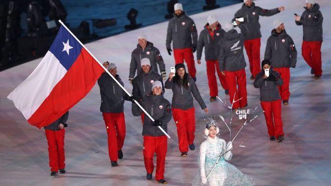 Programación Actualizada de los Chilenos en Juegos Olímpicos de Invierno