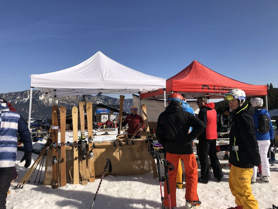 Test de Liken Skis
