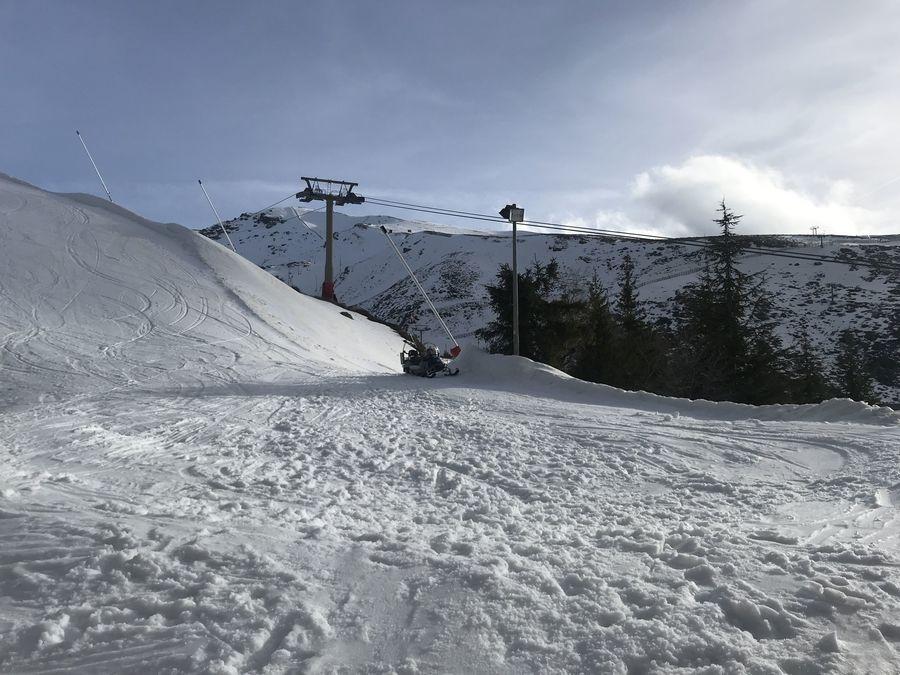 Sierra Nevada. 11 de febrero 2021