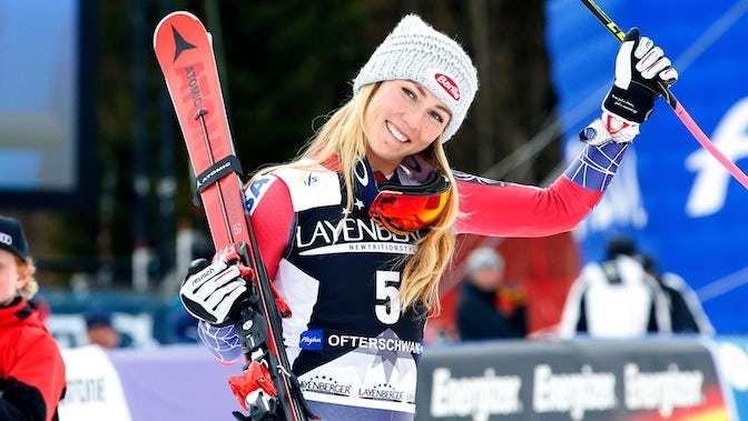Mikaela Shiffrin gana de nuevo la Copa del Mundo de ski