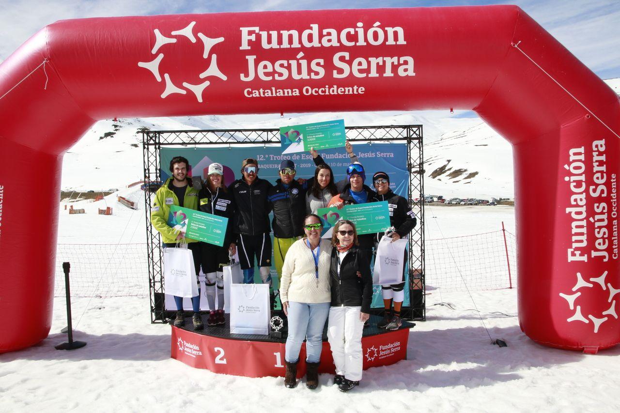 Trofeo Fundacio Jesus Serra de Baqueira 2019