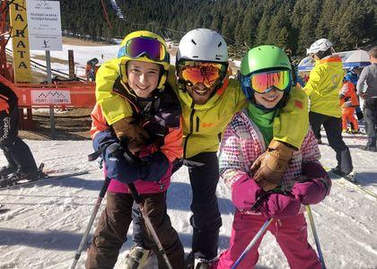¿Cuánto cuesta una clase de esquí?