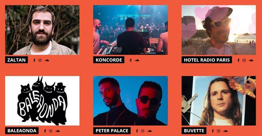 NPY Skylodge Festival