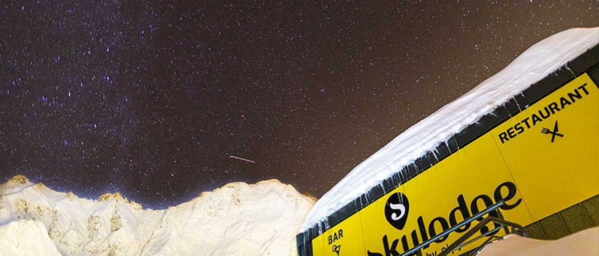 """It's Better In The Mountains"": Primera edición del Skylodge Festival"