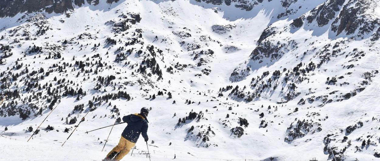 Grandvalira prevé abrir unos 190  kms esquiables para el fin de semana