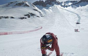 Cancelada la competición de Kilómetro Lanzado de esquí en Formigal
