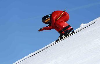 Ricardo Adarraga: el esquiador más veloz de España