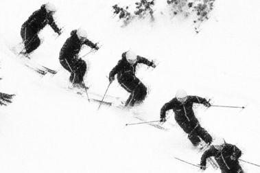 Bailar. Fluir en el esquí VII