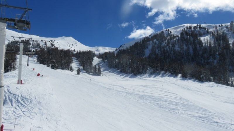 Esquiando en vars