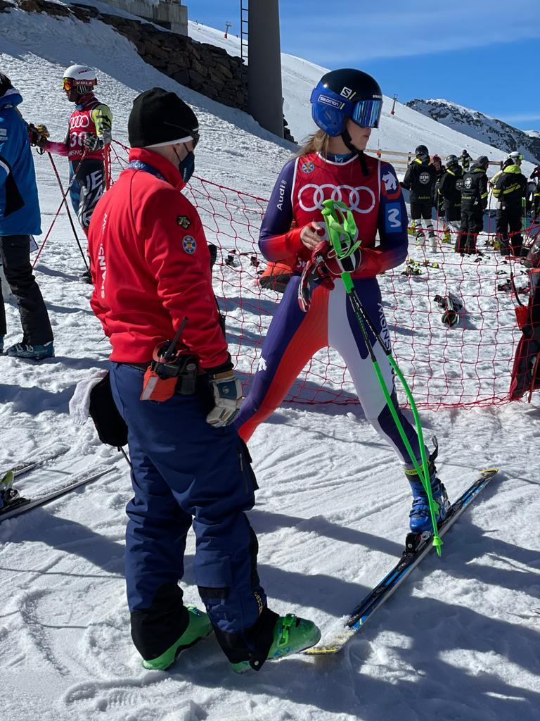 Campeonatos de España de Combinada Alpina