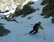 Esquí de mayo en el Circo de Gredos