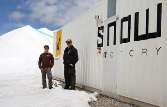 Boreal Resort abrirá una pista con nieve en pleno verano