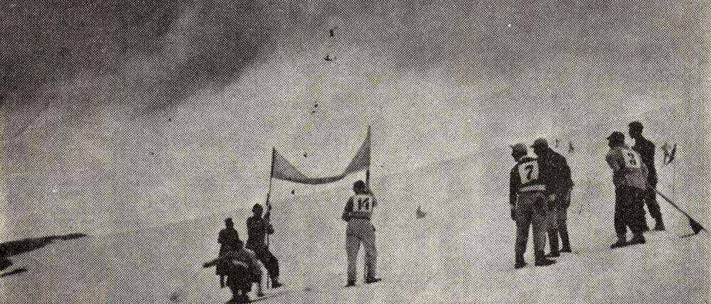 Cuando el cambio climático todavía permitía esquiar en Colombia