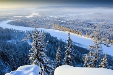 Los lugares nevados más espectaculares del mundo