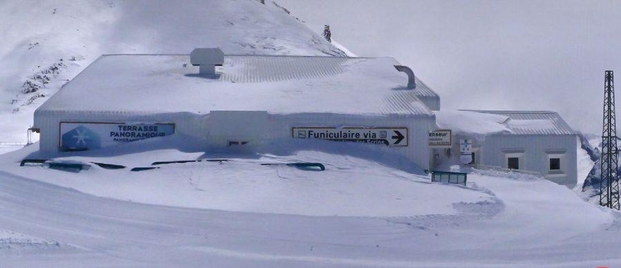 Glaciar de Les 2 Alpes