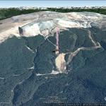 Vistas Google Earth Cerro El Fraile 2016