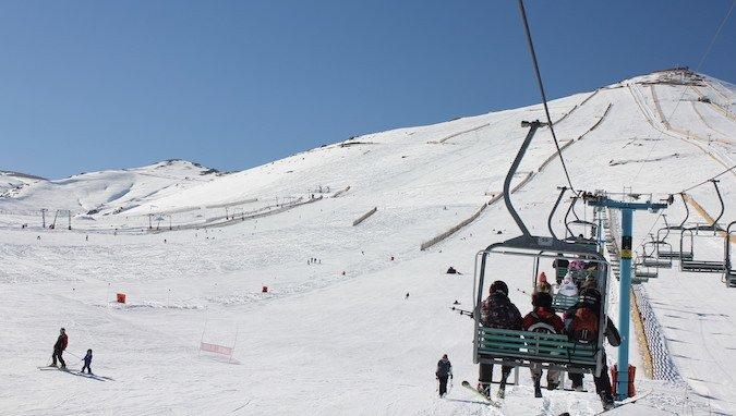 Gana Tickets para esquiar en El Colorado