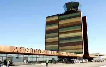 Esquiadores suecos irán a las pistas de Andorra vía Alguaire (Lleida)