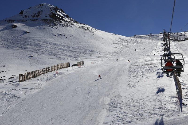 Centro de Ski La Parva