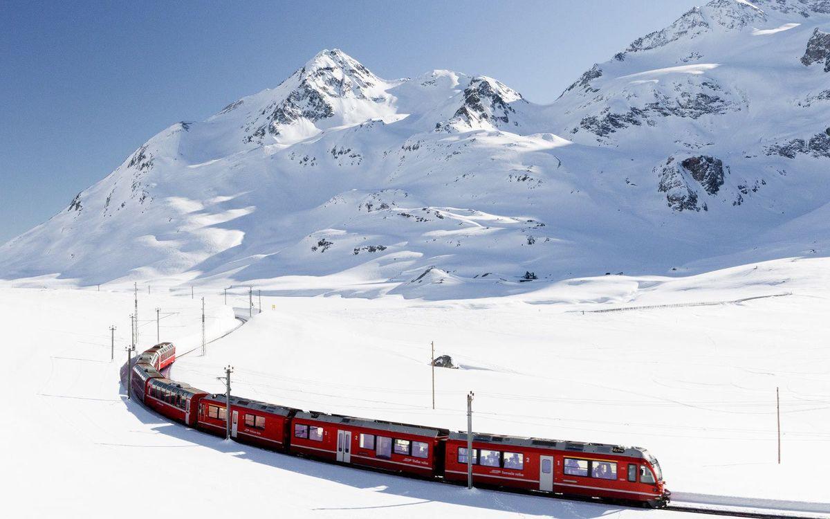 Tren de St. Moritz