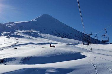 Volcán Osorno Abrió con precios rebajados