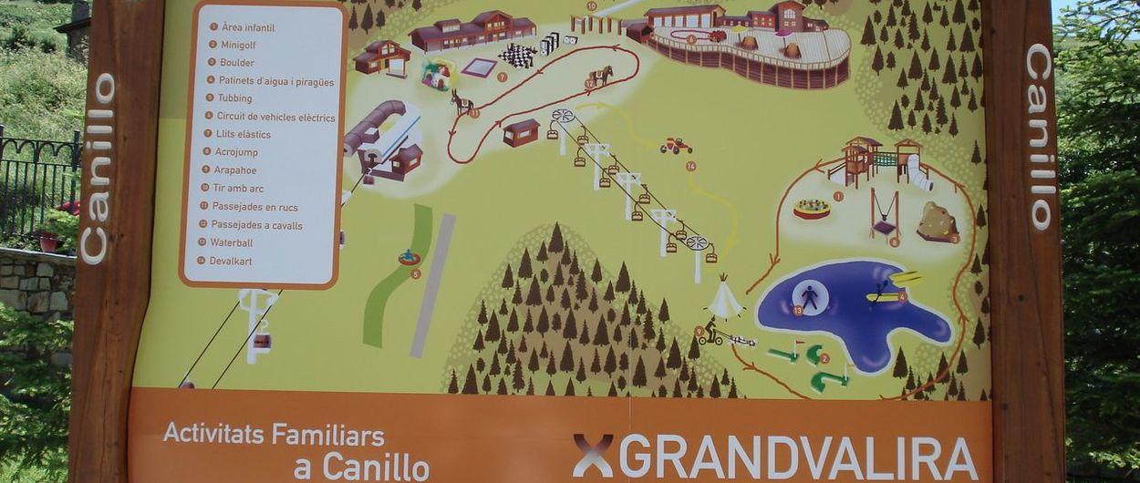 Grandvalira abre su temporada de verano