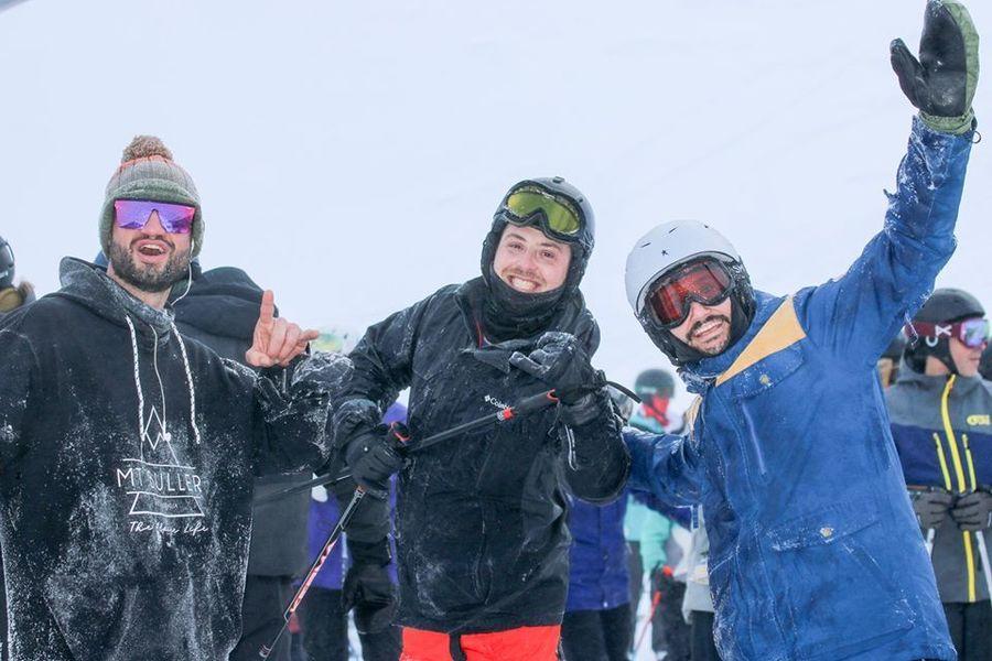 Mt. Hutt esqui apertura