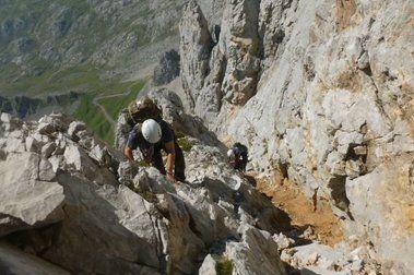Reportaje: Peña Vieja (2.613 m, Picos de Europa)