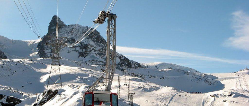 Pistas míticas - Klein Matterhorn (Zermatt)