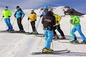 Esquís de taller. Solo expertos (II).