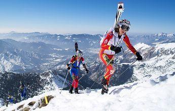 El esquí de montaña será 'olímpico' en Lausana 2020