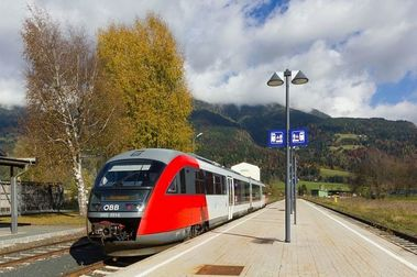 Los Ferrocarriles Austriacos inician la electrificación de la Gailtalbahn