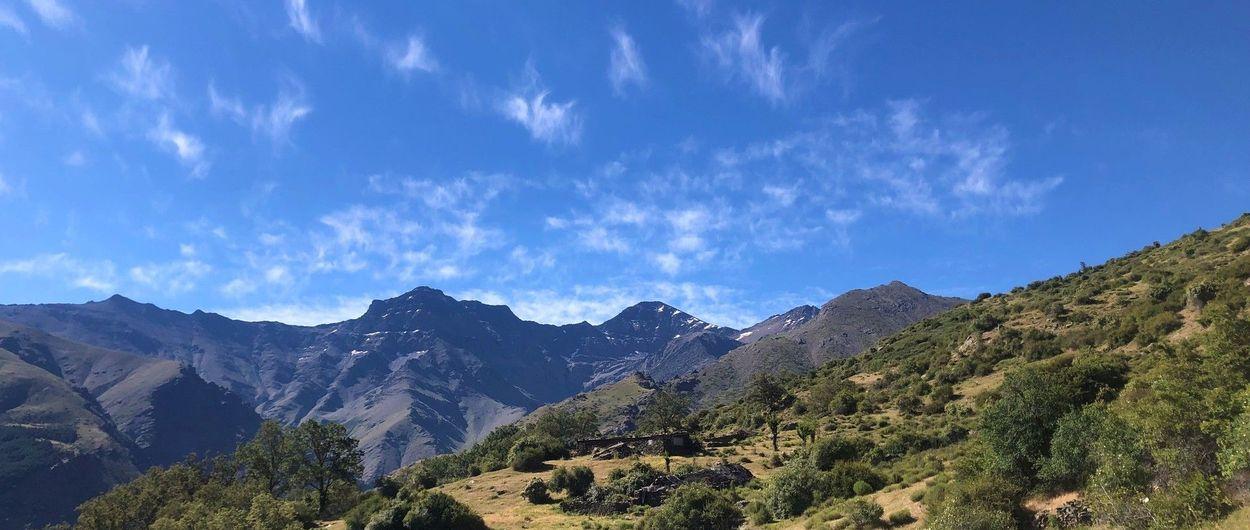 Sierra Nevada y el Parque Natural