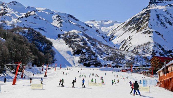 Fin de semana en Nevados de Chillán