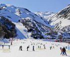 Situación del volcán no afecta el turismo en Nevados de Chillán y Las Trancas
