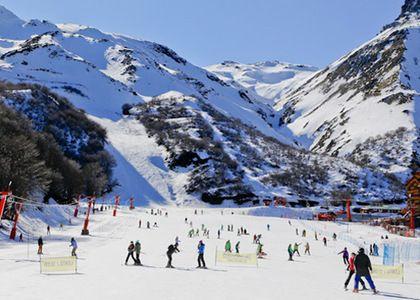 Nevados de Chillán posterga apertura por falta de nieve